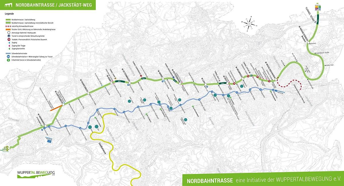 Nordbahntrasse – Wikipedia