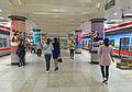 Platform for L1 of Dawanglu Station (20160428185443).jpg