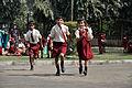 Playful Schoolchildren - Science City - Kolkata 2011-01-28 0293.JPG