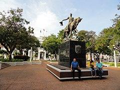 Plaza Bolívar de Maracaibo