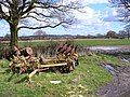 Plough near Kingsley - geograph.org.uk - 352399.jpg