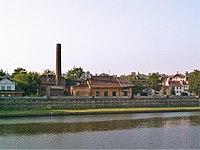 Podgorze old power plant,Krakow,Poland.JPG