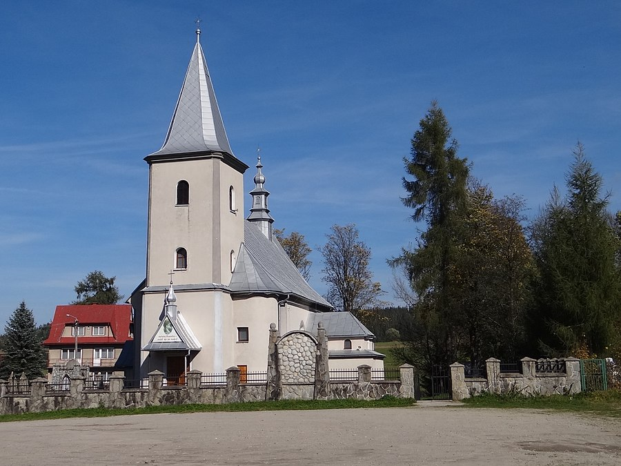 Podszkle, Lesser Poland Voivodeship