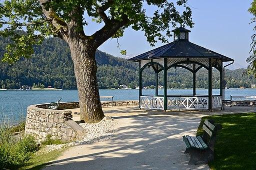 Poertschach Halbinsel Landspitz-Pavillion 10062014 340