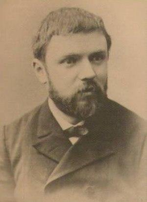 History of special relativity - Henri Poincaré