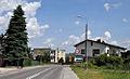 Poland Zgorzala Entrance to the village.jpg