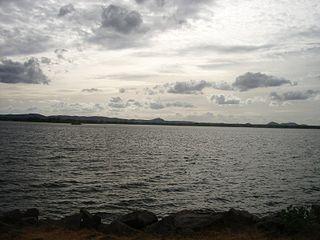 Sri Lankan irrigation network