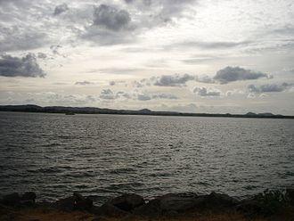 Parakrama Samudra - Image: Polonnaruwa panta
