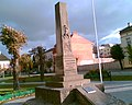 Pomnik ku czci Powstańców z 1863 roku - panoramio.jpg