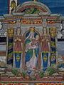 Pontivy (56) Église Saint-Mériadec de Stival Retable du Rosaire 06.JPG