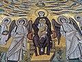 Poreč Euphrasius-Basilika Mosaik Detail.jpg