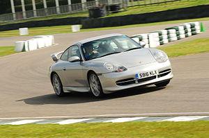 Porsche 996 - Image: Porsche 996 (1999 model year)