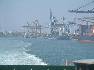 Port of Valencia - Harbour