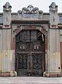 Porta de la fàbrica de Bombes Gens, València.JPG