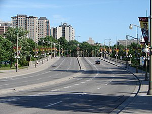 Portage Bridge - Portage Bridge
