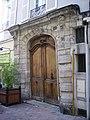 Portail monumental 18ème (rue de la Cordonnerie).JPG