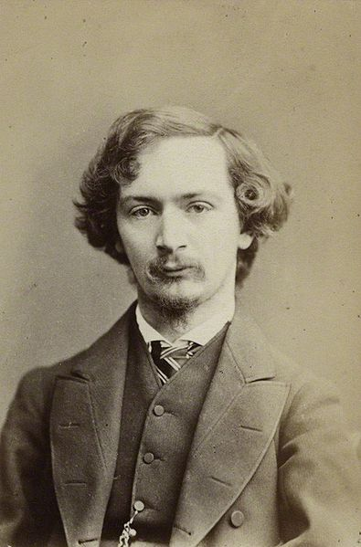 Файл:Portrait of Algernon Charles Swinburne.jpg
