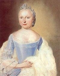 Portrait of Carolina van Oranje-Nassau, PF de la Croix.jpg