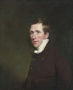 Portrait of a young man, said to be a member of the Forbes family