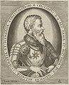 Portret van Christiaan III, koning van Denemarken en Noorwegen Portretten van heersers (serietitel), RP-P-1882-A-5877.jpg
