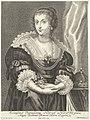 Portret van Henrietta Maria, echtgenote van Karl I van Engeland, RP-P-1878-A-784.jpg