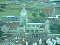 Portsmouth Cathedral from Spinnaker tower - geograph.org.uk - 414943.jpg