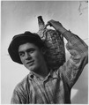 Portugal. (A man carrying a jug.) - NARA - 541753.tif