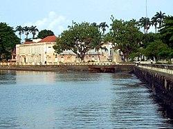 Baía de Ana Chaves, São Tomé