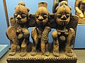 Pottery shrine piece, Ibo - African objects in the American Museum of Natural History - DSC05998.JPG