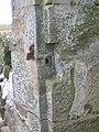 Powder House, Dockra - lock detail, Barrmill.JPG