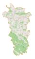 Powiat jasielski location map.png