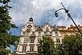 Prag, Haus an der Pařížská -- 2019 -- 6571.jpg
