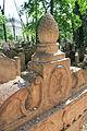 Prague Praha 2014 Holmstad Rabbi Løvs grav grave Josefov 5.JPG