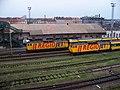 Praha-Smíchov, lokomotivy RegioJet (02).jpg