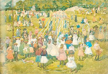 Prendergast Maurice May Day Central Park 1901.jpg