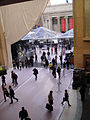 Preparing for the 83rd Annual Academy Awards - looking out into the street (5474926543).jpg