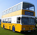 Preserved Tyne and Wear PTE bus 413 (JFT 413X), 1982 Scania BR112DH Alexander RH, Showbus 2008.jpg