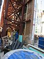 Preserving the beautiful facade of the old Westinghouse building, Soho and Wellington, 2017 05 18 -x (34616884521).jpg