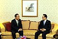 President Lee meets UN Secretary-General Ban (4520361752).jpg