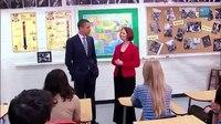File:President Obama & Prime Minister Gillard Visit Wakefield High School.webm