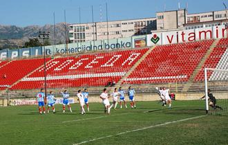 Stadion Goce Delčev - Image: Prilep Stadion Goce Delchev