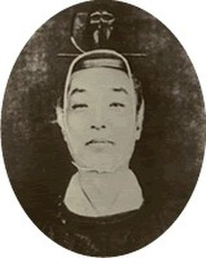 Prince Kuni Asahiko - Image: Prince Kuni Asahiko