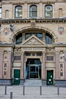Corn Exchange, Manchester building in Manchester, England