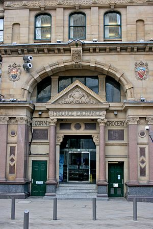 Corn Exchange, Manchester - The Corn Exchange