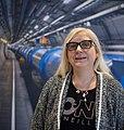 Prof Antonella De Santo at CERN 2019.jpg