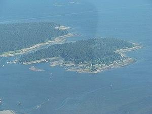 Protection Island (Nanaimo) - Image: Protection island