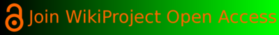 Provisional logo of WikiProject Open Access.png