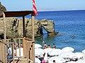 Psaromoura beach, Heraklion, Crete, Greece.jpg