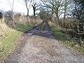Public bridleway near Great Orton - geograph.org.uk - 1703076.jpg