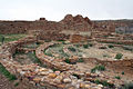 Pueblo del Arroyo tri-wall kiva in Chaco canyon..jpg